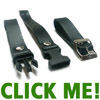 Accordion Back Strap • Student black