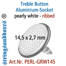 19.Treble_Button_Alu_pearly_white_ribbed