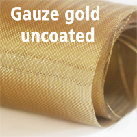 01.Gauze_gold_uncoated
