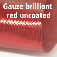 02.Gauze_brilliant_red_uncoated