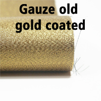 07.Gauze_old_gold_coated_