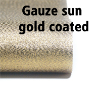 09.Gauze_sun_gold_coated