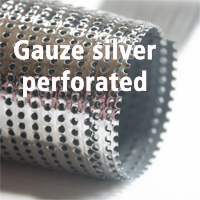 12.Gauze_silver_perforated