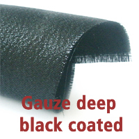 21.Gauze_deep_black_coated