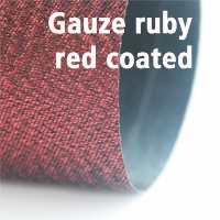 22.Gauze_ruby_red_coated