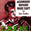 Accordion Repair Lesson • How you repair a Accordion & Harmonicas