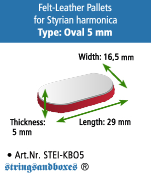 43.Styrian_Felt-Leather_oval_5mm
